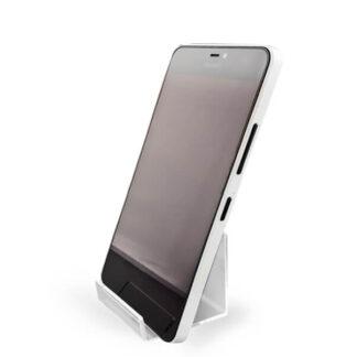 specjlany stojak na telefon dla sieci komurkowej