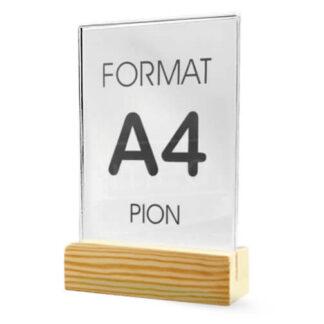 praktyczny ekspozytor A4