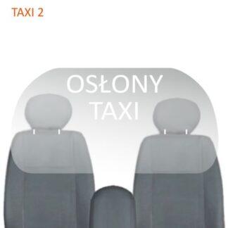 Osłona ochraniająca do taksówek
