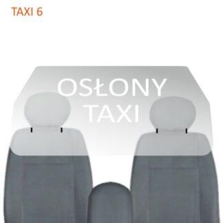 Szybka zabezpieczająca do taxi