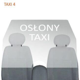 Osłona ochronna do taksówki