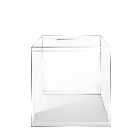 Pudełko z plexi