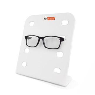 ekspozytor z logiem na okulary