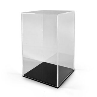 display pudelko do ekspozycji modeli