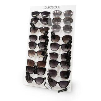 stand pochyly na okulary przeciwsloneczne