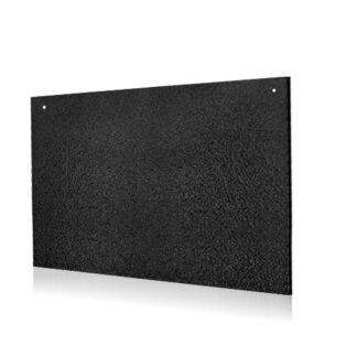 pozioma tablica kredowa w kształcie prostokąta