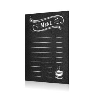 tablica menu prostokątna