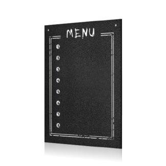 tablica kredowa menu