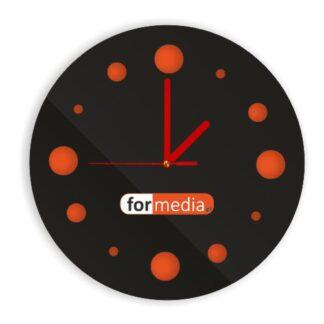 firmowy zegar formedia