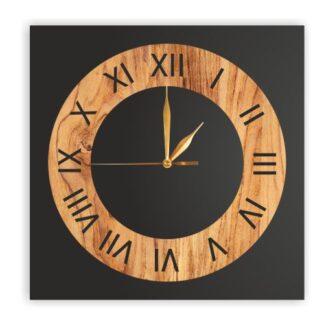 zegar dekoracyjny z plexi