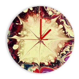 zegar z dużą grafiką