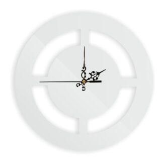 elegancki zegar okrągły