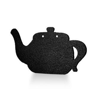 Tabliczka kredowa w kształcie czajnika