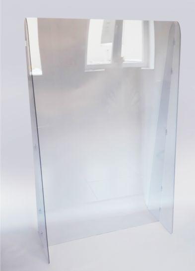 ścianka podłogowa chroniąca