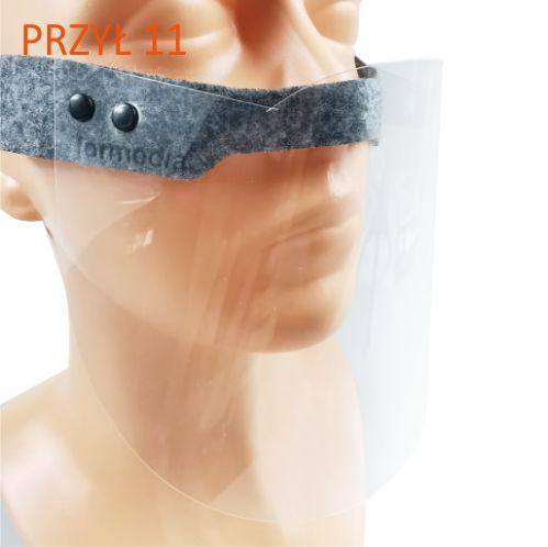 maska ochronna na usta i nos
