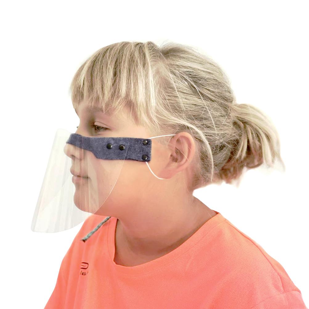 półprzyłbica dla dzieci chroniąca