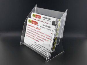 kieszenie do ulotek plakatów cen z pleksi plexi producent Bydgoszcz firma Białe Błota Formedia_5