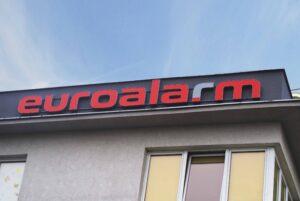 Podświetlane litery 3D na ścianę