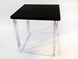 półka z plexi