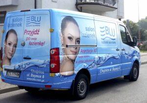Reklama mobilna