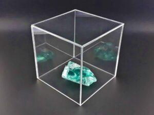 kubik z plexi