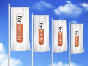 reklamowe flagi formedia