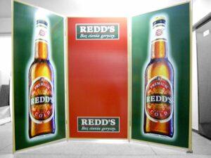 reklamowa ścianka