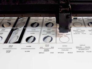 tabliczki znamieniowe dla maszyn