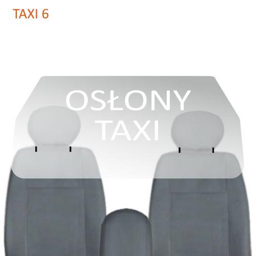 osłony taxi