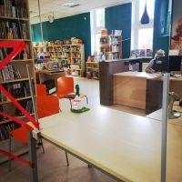 biblioteka oslona z plexi formedia bydgoszcz