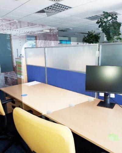 oslony do biura na biurko formedia bydgoszcz plexi 2