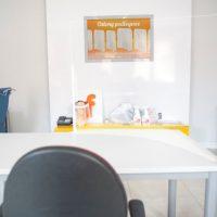 oslony do biura na biurko formedia bydgoszcz plexi 4